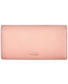 kate spade new york Blake Street Dot Jenna Leather Wallet