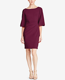 Lauren Ralph Lauren Pleated Dress