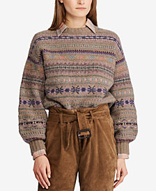 Polo Ralph Lauren Fair Isle Sweater