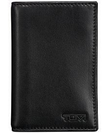 Tumi Men's Leather Multi-Window Card Case