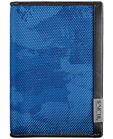 Tumi Men's Alpha Multi-Window Card Case