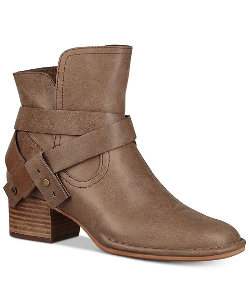 bfd74c73b3c UGG® Women's Elysian Booties & Reviews - Boots - Shoes - Macy's