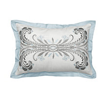 Beautyrest Arlee Embroidered Decorative Pillow