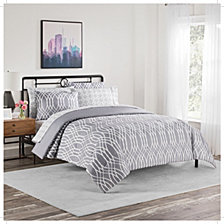 Simmons Cadence Queen Bedding and Sheet Set