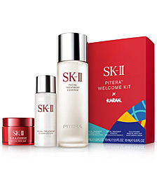 SK-II 3-Pc. Karan Limited Edition Pitera Welcome Set