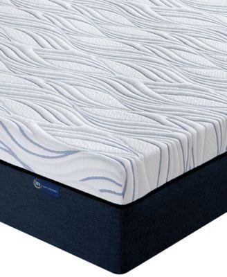 """Perfect Sleeper 12"""" Express Luxury Medium Firm Mattress, Quick Ship, Mattress In A Box- Twin"""