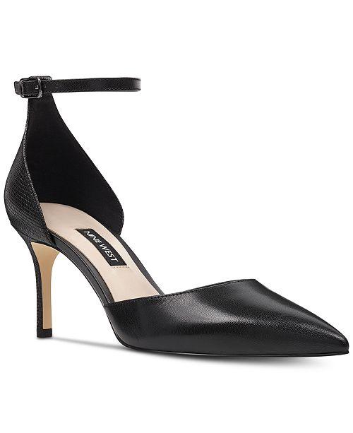 2f1623deb71 Nine West Marisa Two-Piece Pumps   Reviews - Pumps - Shoes ...