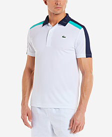 Lacoste Men's Technical Piqué Tennis Polo