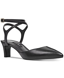 Nine West Abander Two-Piece Pumps