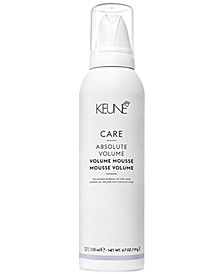 CARE Absolute Volume Mousse, 6.7-oz., from PUREBEAUTY Salon & Spa