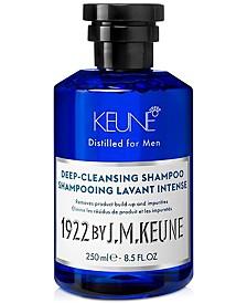 Keune 1922 By J.M. Keune Deep-Cleansing Shampoo, 8.5-oz., from PUREBEAUTY Salon & Spa