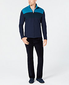 Alfani Men's Colorblocked Jacket & Corduroy Pants, Created for Macy's