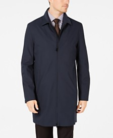 Hugo Boss Men's Morgan Slim-Fit Raincoat