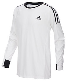 adidas Big Boys Challenger Logo-Print T-Shirt