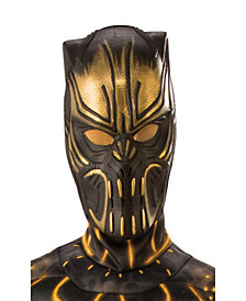Marvel Black Panther Movie Erik Killmonger Kids 1/2 Mask