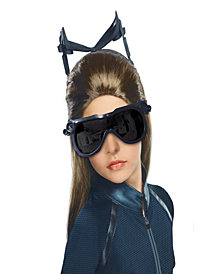 Batman The Dark Knight Rises Catwoman Girls Wig