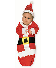 Santa Claus Baby Boys Bunting Costume