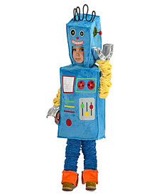 Racket the Robot Boys Costume
