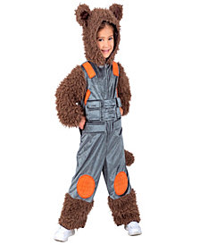 Marvel Rocket Raccoon Kids Costume
