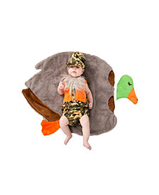 Baby Swaddle Wings Duck Hunter Baby Boys Costume