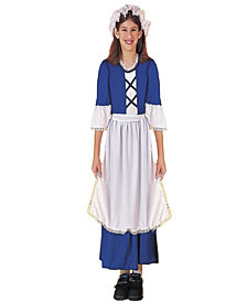 Colonial Miss Girls Costume