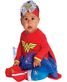 Wonder Woman Baby Girls Costume