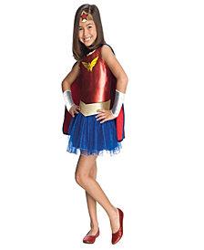 Wonder Woman Tutu Toddler Girls Costume