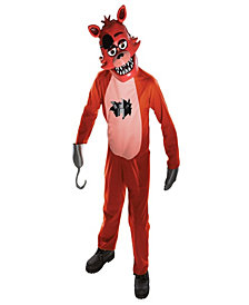 Five Nights at Freddys: Foxy Girls Costume