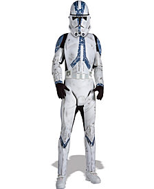 Star Wars Clone Trooper Deluxe Boys Costume