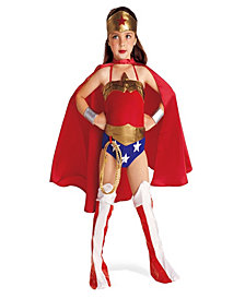 Justice League DC Comics Wonder Woman Baby Girls Costume