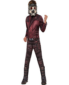 Guardians of the Galaxy Vol. 2 - Star-Lord Deluxe Boys Costume