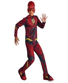 Justice League Flash Little and Big Boys Costume