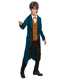 Fantastic Beasts and Where to Find Them - Newt Deluxe Boys Costume