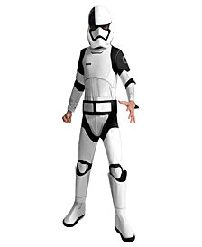 Star Wars Episode VIII - The Last Jedi Deluxe Executioner Trooper Kids Costume