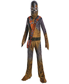 Solo: A Star Wars Story-Chewbacca Deluxe Boys Costume