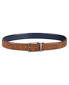 Men's Reversible Stretch Dress Belt