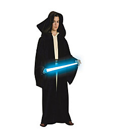 Star Wars Super Deluxe Jedi Hood Robe Boys Costume