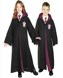 Harry Potter Deluxe Gryffindor Robe Kids Costume