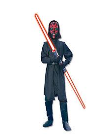Star Wars Deluxe Darth Maul Boys Costume