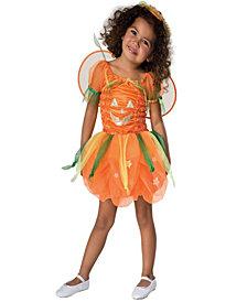 Pumpkin Pie Toddler Girls Costume
