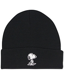 Block Hats Men's Snoopy Beanie