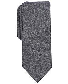 Tallia Men's Upton Paisley Slim Tie