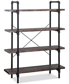 Madison 4-Tier Book Shelf, Quick Ship