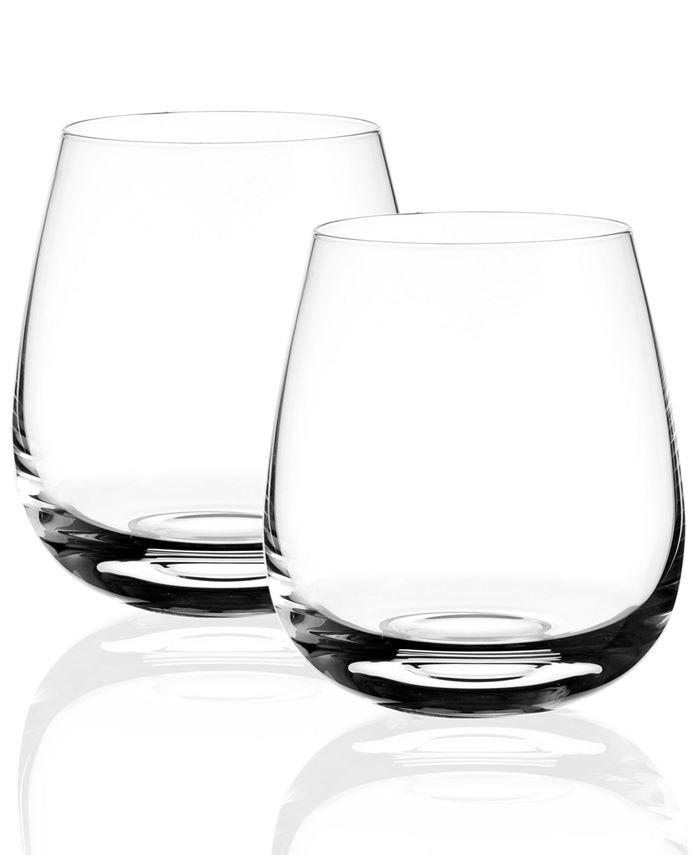 Villeroy & Boch - Set of 2 Scotch Whiskey Single Malt Islands Tumblers