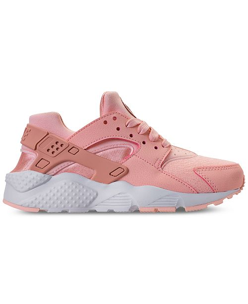 cc199668955a4 ... where to buy nike girls air huarache run se running sneakers from  finish line 0d696 44be4