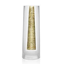 Badash Crystal Gold Standard Vase