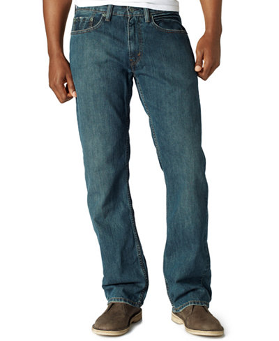 Levi's® 559™ Relaxed Straight Fit Jeans - Jeans - Men - Macy's