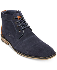 Steve Madden Men's Jonnie Boots, Created for Macy's