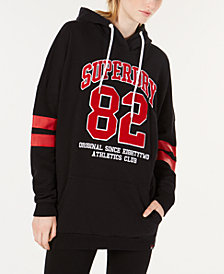 Superdry Skater Team Graphic Hoodie