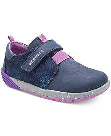 Merrell Toddler Girls Bare Steps Sneakers